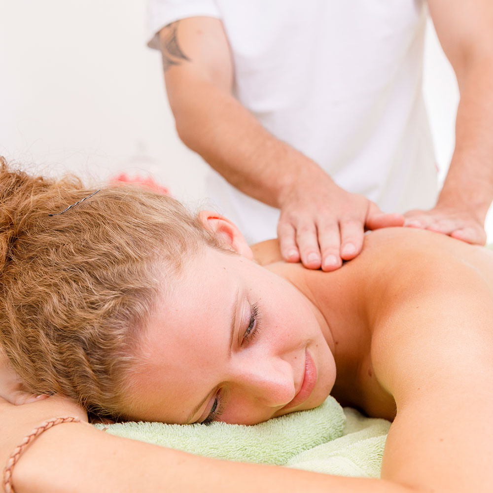 Frau Massage Wellness