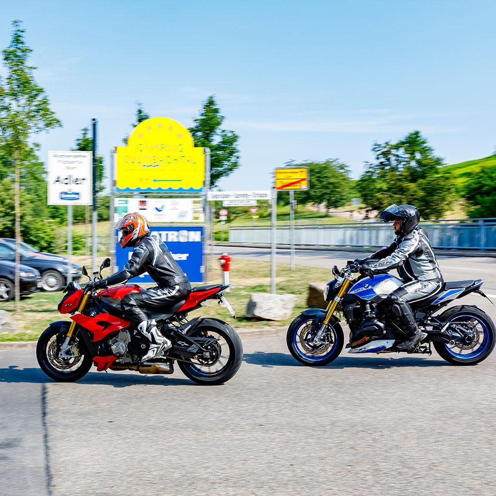 Freizeit Motorrad
