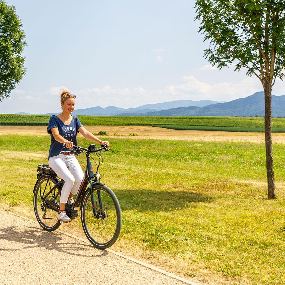 Freizeit Radfahren